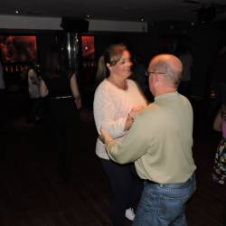 A couple dancing at a Creative Events Trad Irish Experience