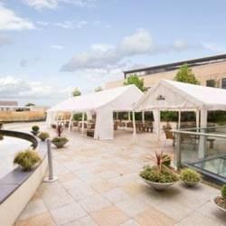 The Radisson Golden Lane rooftop terrace