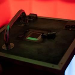 The The Creative Events Mobile Escape Room game unti
