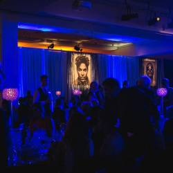 Staging at at the 10th annual Event Industry Awards