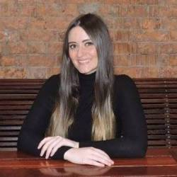 Eimear Claffey, Senior Account & Event Manager at Creative Events